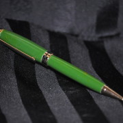 Green European Pen