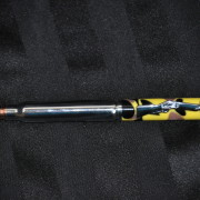 Yellow, Brown & Black Camo 30 Caliber Bullet Pen