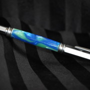 Blue & Green Magnetic Rollerball Vertex